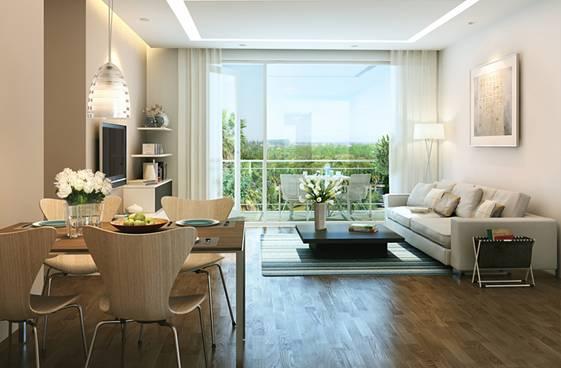 Cách xác định hướng của căn hộ chung cư